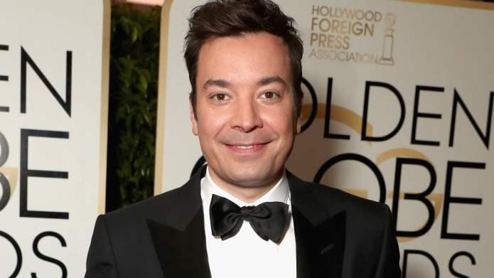 Jimmy Fallon's 2017 Golden Globes opening