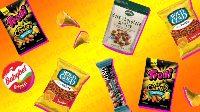 10 Road-Trip Snacks Everyone Loves