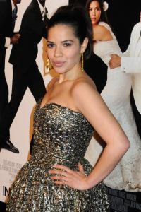 America Ferrera looks fashion forward