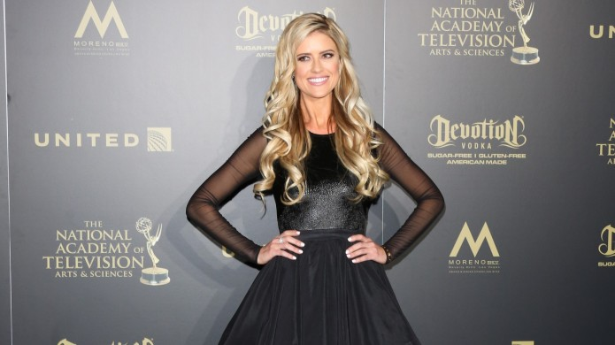 Christina El Moussa Introduces the World
