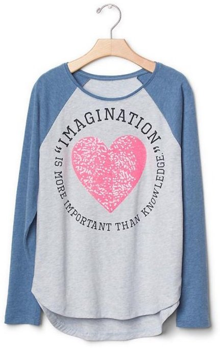 imagination-is-more-important-than-knowledge-shirt