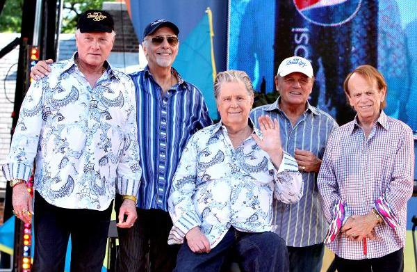 Brian Wilson fired! The Beach Boys