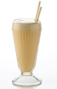Vanilla Flaxmilk Melon Smoothie