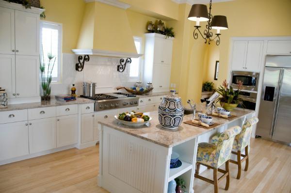 Kitchen paint colors we love