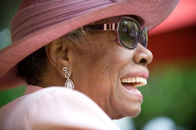 Dr. Maya Angelou