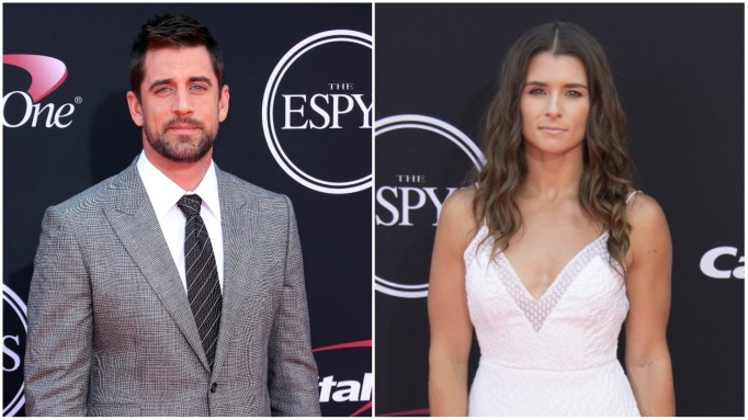 New Hollywood Couples: Aaron Rodgers and Danica Patrick