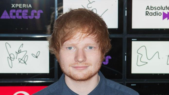 Ed Sheeran is sorry he called