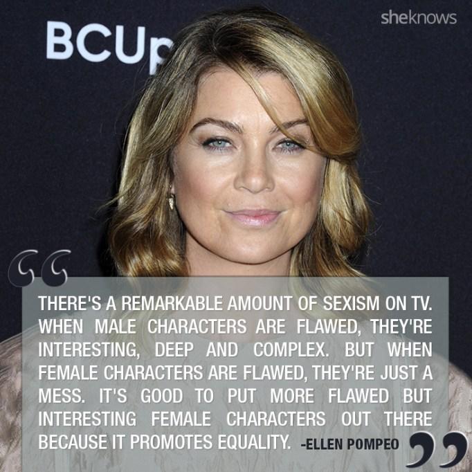 Ellen Pompeo quote