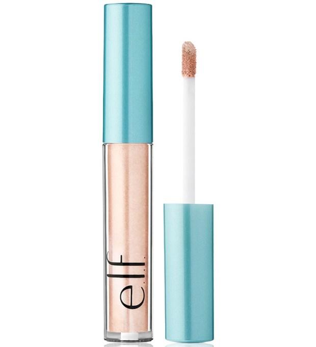 Prettiest Copper Eyeshadow: E.l.f. Aqua Beauty Molten Liquid Eyeshadow in Brushed Copper | Summer Makeup 2017