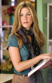 Jennifer Aniston dishes Love Happens