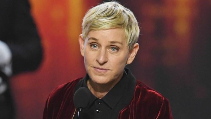 Ellen DeGeneres Announces Her Father's Death