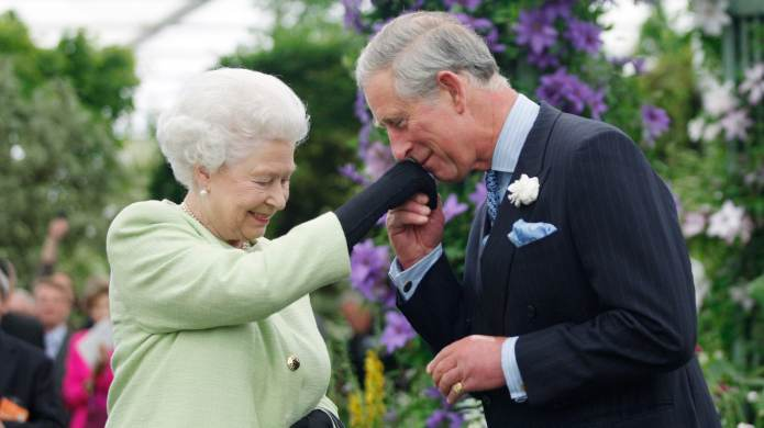 A Major Decision About Prince Charles'