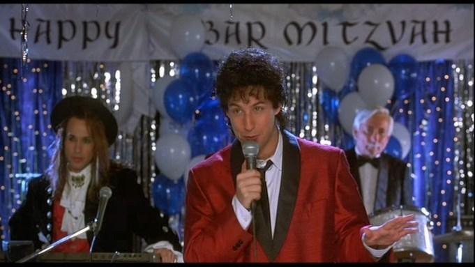 Adam Sandler is The Wedding Singer