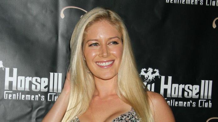 Plastic surgery queen Heidi Montag weighs