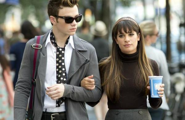 Glee returns with a breakup