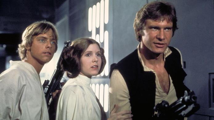 The very best Star Wars Father's