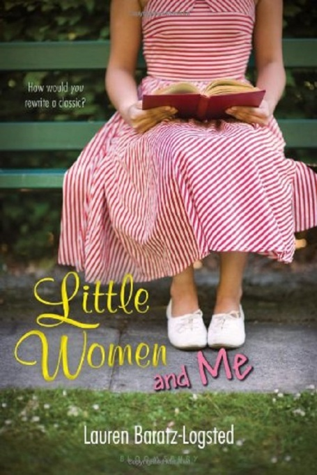 Little Women and Me book cover