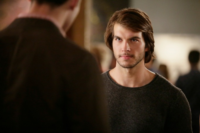 Mingo on Switched at Birth