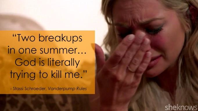 Vanderpump Rules Stassi Schroeder one-liner
