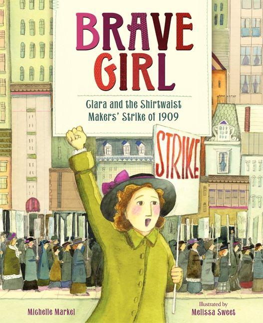 Brave Girl Cover