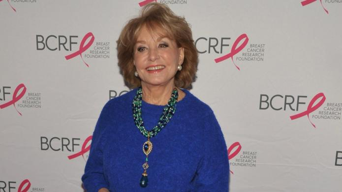 Barbara Walters reveals this year's Most