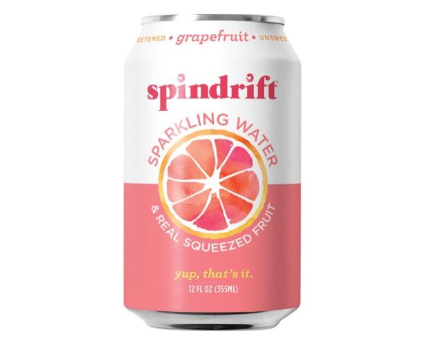 Spindrift Seltzer
