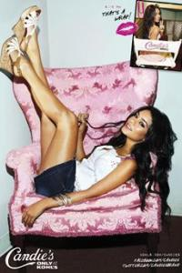 Vanessa Hudgens does Candies