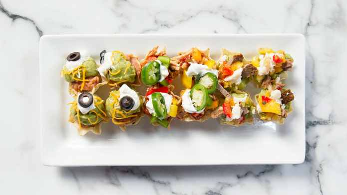 Mini tacos: The MVPs of your