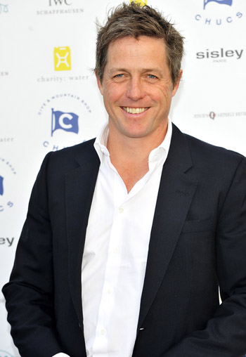 Hugh Grant is now a father
