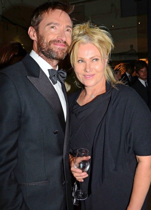 "Hugh Jackman gay rumors are ""tragic"" says wife – SheKnows"