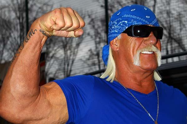 Hulk Hogan talks sex tape