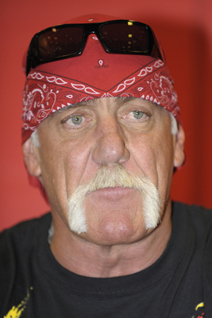 Hulk Hogan talks sex tape