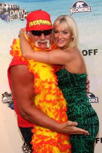Hulk Hogan and Jennifer McDaniels