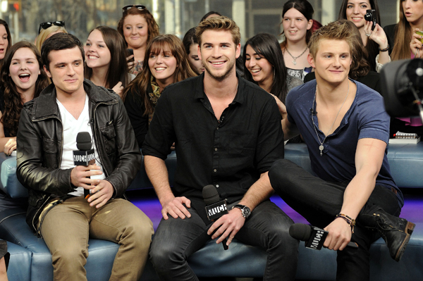 What's next for the stars of The Hunger Games?