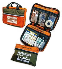 Hunter's First Aid Kit