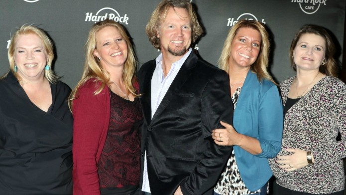 Sister Wives' Christine Brown still feels