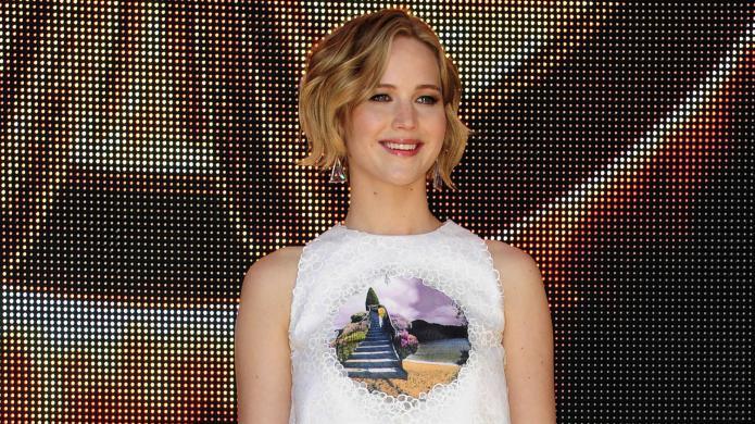 Is Jennifer Lawrence in talks to