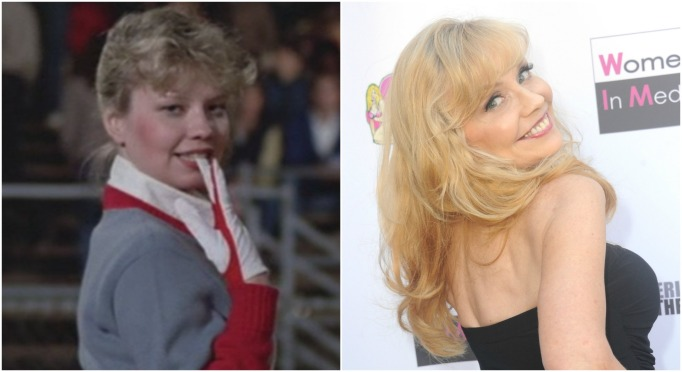 'Fast Times at Ridgemont High' cast then & now: Kelli Maroney