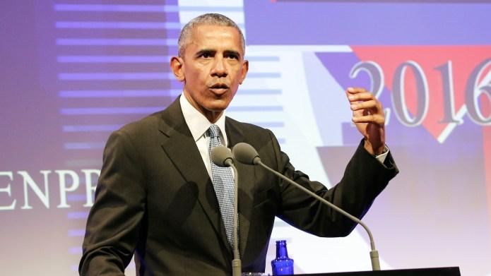 Barack Obama Is One of Many