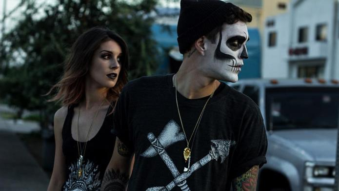 Shenae Grimes and Josh Beech's new