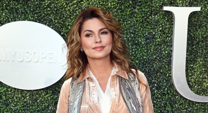 Shania Twain Gives Health Update on