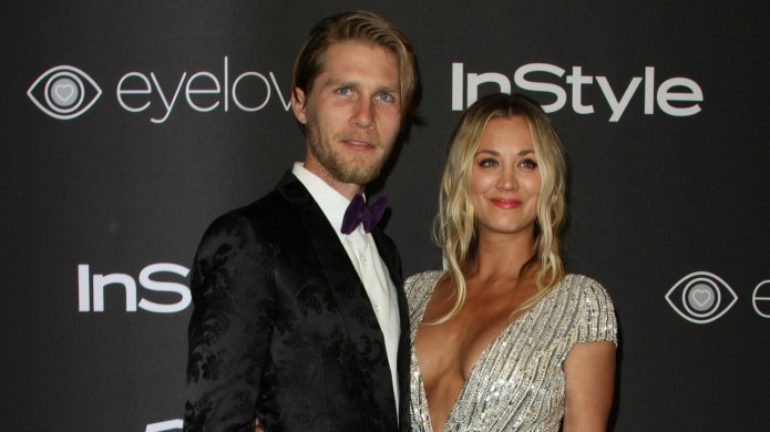 Kaley Cuoco Got the Biggest Surprise