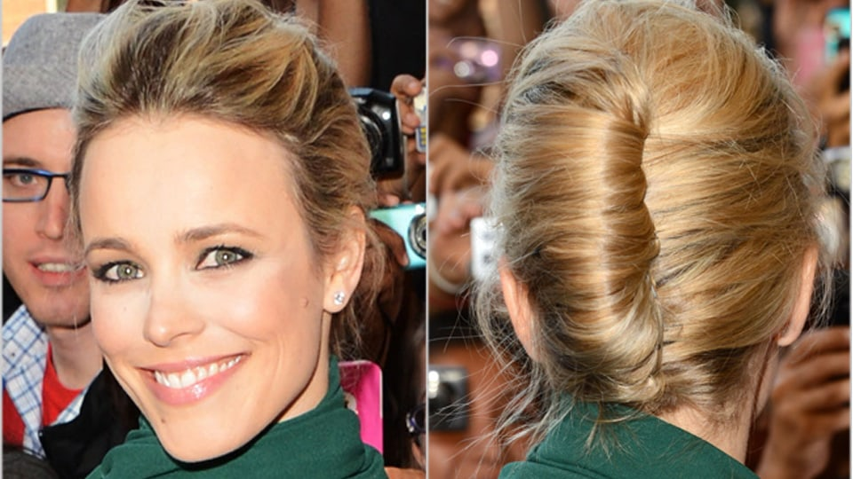 How To Do The Ultimate French Twist Updo On Every Hair Type Sheknows