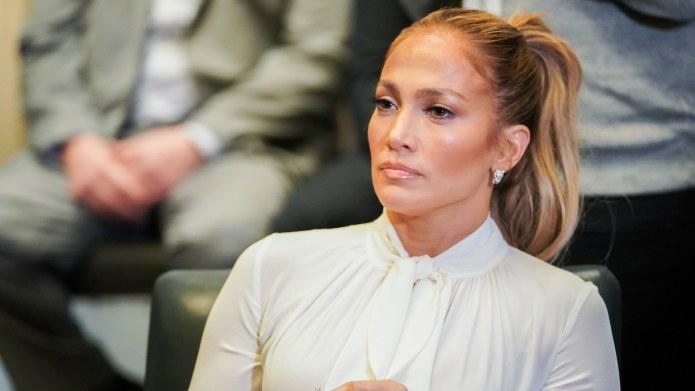 Jennifer Lopez Remembers the Uncomfortable Casting