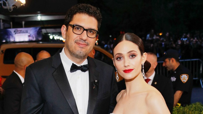 Emmy Rossum Shared Intimate Photos From