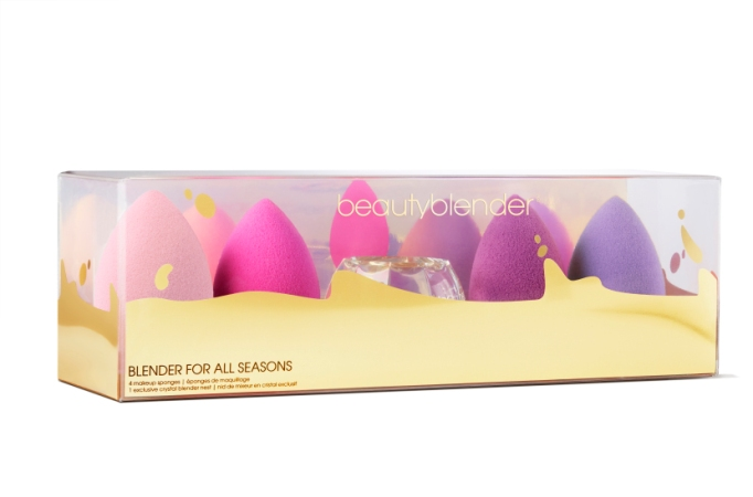 Beauty Products That Will Sell Out Fast This Holiday Season | Beautyblender Blender For All Seasons