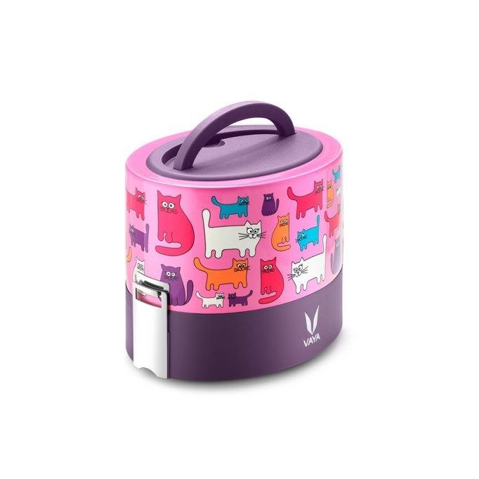 Insulated Cat Lunch Box