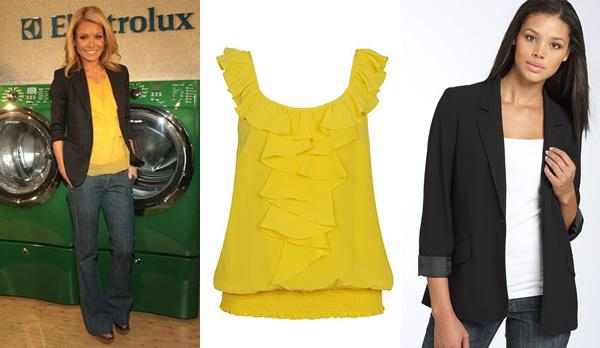 Steal the look: Celebrity mom Kelly