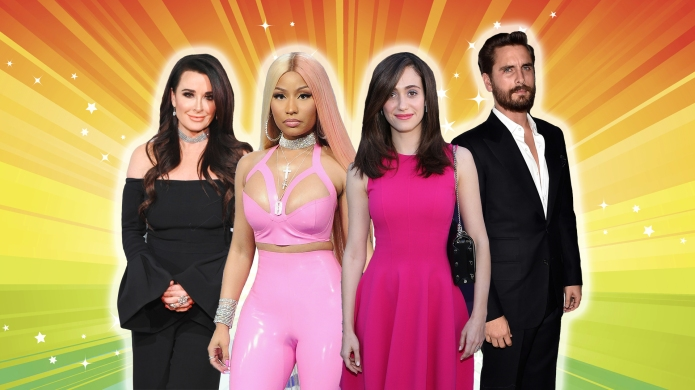 All the Celebrities Who've Been Robbed