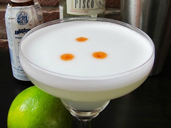 Drink like a Peruvian: The Pisco